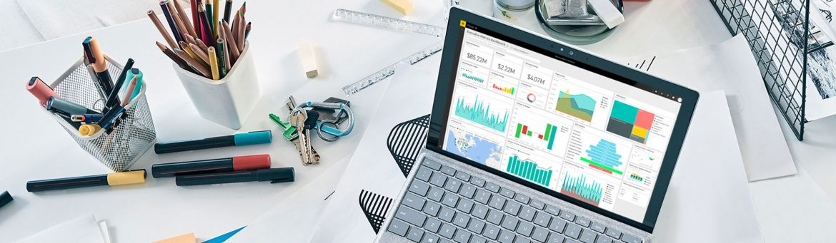 How to Use Microsoft's Power BI to Create Powerful Reports & Dashboards with Little or No IT Support